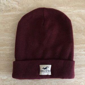 Hollister Knit Hat